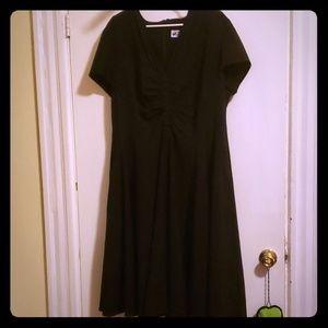 Hell Bunny 3xl black retro dress vixen
